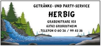 Herbig, Party- und Getränkeservice Image